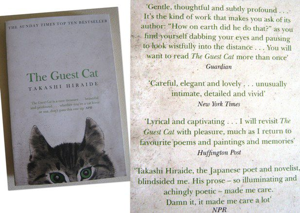 THE GUEST CAT, Takashi Hiraide