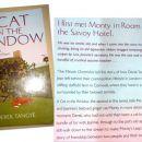 A CAT IN THE WINDOW, Derek Tangye