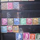 znamke d-nemški rajh, nemška pošta