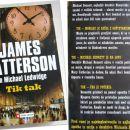 pomladno branje f, TIK TAK, James Patterson