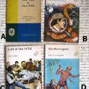 Vintage žepnice v angleščini, IC:  A,B,C,D = 1 eur