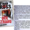 OČE STRAHU, Ethan Cross, IC = 4 eur