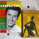 Knjige za utrjevanje znanja nemščine, IC: A,B= 1 eur