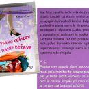 Za vsako rešitev se najde težava, Kerstin Gier, IC = 4 eur