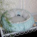Mačja posteljica Lyra, IC = 10 eur