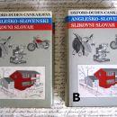 ANGLEŠKO SLOVENSKI SLIKOVNI SLOVAR, IC: A,B = 5 eur