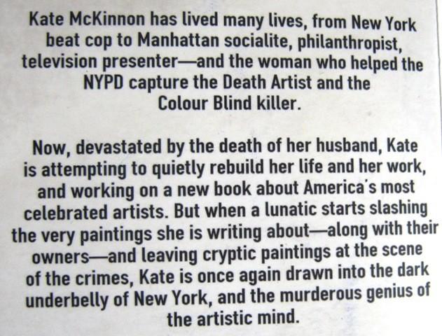 The killing art, vsebina.
