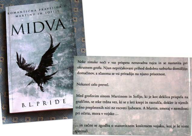 F: MIDVA, B.L.Pride, IC = 4 eur