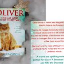 OLIVER, THE CAT WHO SAVED CHRISTMAS, Sheila Norton