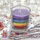 Svečka za meditacijo  IC = 3 eur