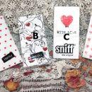 Valentinovi robčki IC A,B,C,D = 1 eur
