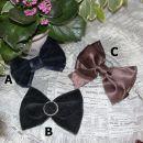 9 a,b,c Pentlje s sponko za lase.  IC A,B,C = 1 eur