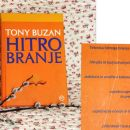 12 HITRO BRANJE, Tony Buzan, priročnik   IC = 4 eur