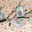 2 Mini kovinske škatlice  IC A,B,C,D = 1 eur