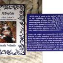 13 c. ALL MY CATS, Daniela Federick    IC = 3 eur
