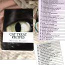 13 d. CAT TREAT RECIPES, Michael Pollan    IC = 3 eur