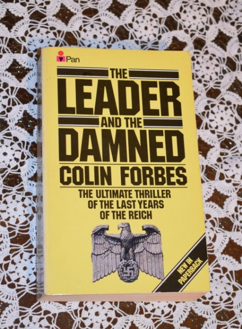 29. Colin Forbes: The leader of the damned  IC = 4 eur