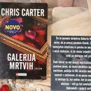 13b. GALERIJA MRTVIH, Chris Carter   IC = 4 eur