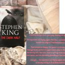 13f. THE DARK HALF, Stephen King   IC = 4 eur
