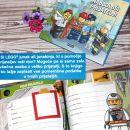 6. LEGO spominska knjiga    IC a,b,c,d  = 3 eur