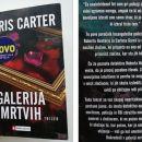 27c. GALERIJA MRTVIH, Chris Carter     IC = 4 eur