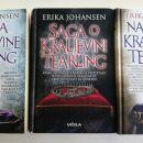 27d. Trilogija Kraljevina Tearling, Erik Johansen   IC = 12 eur