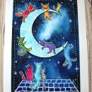 1c. Moon Riders, art print by Dora Hathazi Mendes,21x30 cm, IC = 20 eur