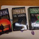 33. Tri knjige S.Kinga, v angleščini   IC = 5 eur