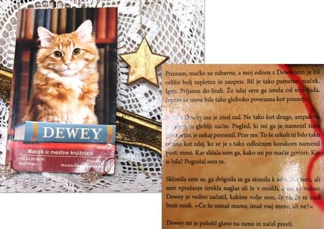 14g. Dewey, Vicky Myron   IC = 6 eur