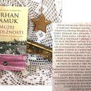 24b. MUZEJ NEDOLŽNOSTI, Orhan Pamuk   IC = 4 eur