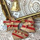 43d. Set dekorativnih lesenih obeskov    IC = 3 eur