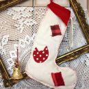 131. Božična nogavica presenečenja za muce   IC = 8 eur