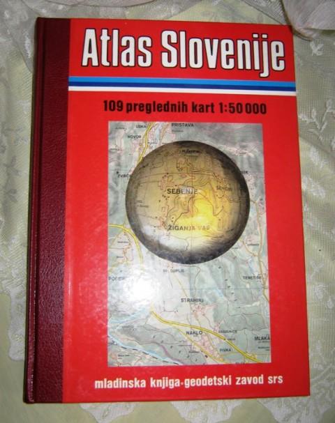 ATLAS SLOVENIJE, IC = 8 eur
