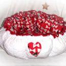 Mačja posteljica Snowie-druga stran