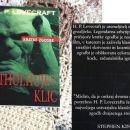 10a. CTHULHUJEV KLIC, H.P. Lovecraft   IC = 2 eur