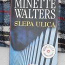 27. SLEPA ULICA, Minette Walters   IC = 3 eur