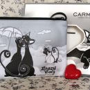 8. Toaletka Carmani Crazy Cats   IC = 6 eur