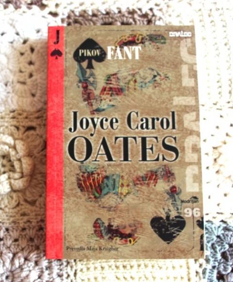 43.PIKOV FANT, J.C.Oates  IC = 3 eur