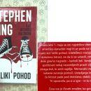 36.VELIKI POHOD, Stephen King   IC = 4 eur