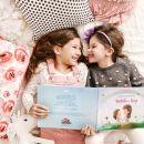 3. Bon za personalizirano otroško knjigo Mali junaki   ICa,b = 15 eur