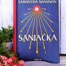 12g. SANJAČKA, Samantha Shannon,    IC = 4 eur