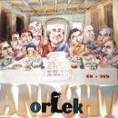 22a.Orlek, CD z muziko in DVD z dokumentarcem in spoti  IC = 5 eur