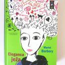 23e.Muriel Barbery, Eleganca ježa   IC = 5 eur
