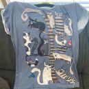 27. Mačkasta majica, M    IC = 10 eur
