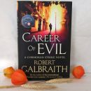 14c. CAREER of EVIL, Robert Galbraith   IC = 5 eur