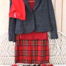 10. Praznični outfit Gospa Božičkova