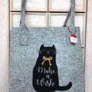 1. Mačkasta torba iz filca     IC = 8 eur