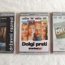 11b. Trije DVD-ji    IC = 3 eur