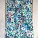 80. Oblekca v stilu morske deklice, z volančki, M   Cena: 4 eur ( + 2 eur poštnina )