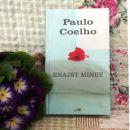 6g. Enajst minut, Paulo Coelho   IC = 2 eur